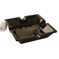 Cigar Ashtray Black