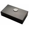 Humidor - Reisehumidor Mini hochglanz schwarz