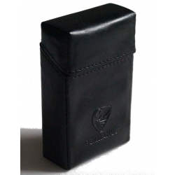 GERMANUS Cigarette Packaging Box - Leather Free - Tenebris