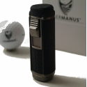 "GERMANUS Reliable Jetflame Lighter ""The Stick"" for Cigar and Pipe"