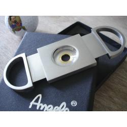 Angelo® Zigarrencutter für Torpedo und Robusto Zigarren
