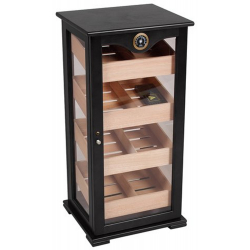 Cigar Humidor Cabinet with Digital Hygrometer for ca 500 cigars