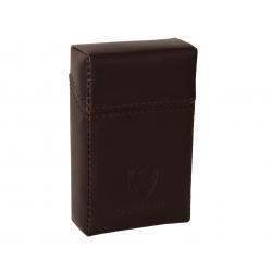 GERMANUS Cigarette Packaging Box - Leather - Made in EU - Aquilus