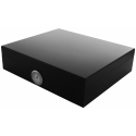 "GERMANUS Cigar Humidor ""Movella"" for Beginner in Black"