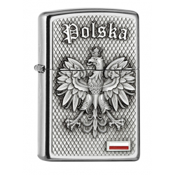 Zippo Lighter - Poland, Polska