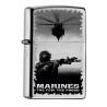 Zippo Lighter - Marines, US Military