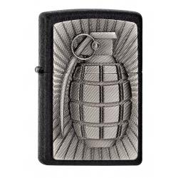 Zippo Lighter - Hand Grenade