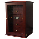 GERMANUS Humidor Cabinet for ca. 400 Cigars, Viadrus, brown
