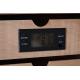 GERMANUS Humidor Schrank mit digitalem Hygrometer und Befeuchter Veter