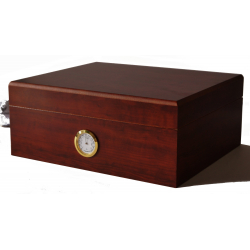 GERMANUS Classic II Cigar Humidor