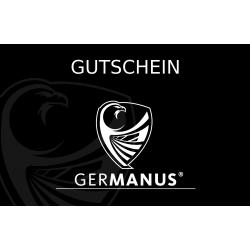 GERMANUS Geschenkgutschein