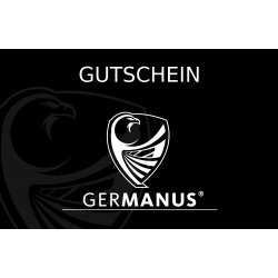 GERMANUS GIFT Certificate