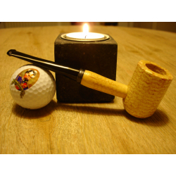 Original Missouri Qualitäts Corncob Pfeife - Classic, Straight 2