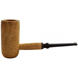 Original Missouri Quality Corncob Pipe - Shape: Mac Arthur Smooth - Billiard Short