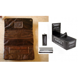 Kavtza Tobacco Pouch TP13 Wild Thing + Cigarette Papers