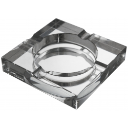 GERMANUS Ashtray  from Solid Glass III