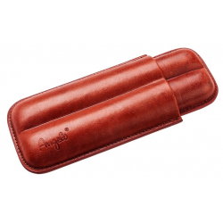 Angelo® - Leder Zigarren Etui für 2 Zigarren