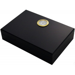 Humidor - Mini Black matte