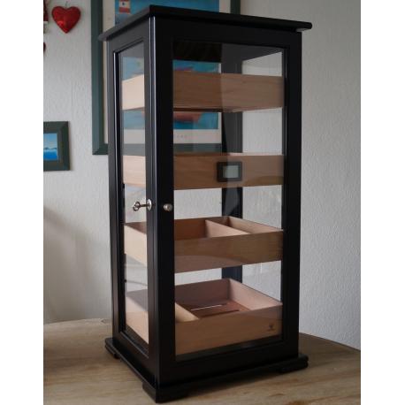 germanus vemis humidor schrank f r ca 400 zigarren tabak pietsch. Black Bedroom Furniture Sets. Home Design Ideas