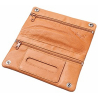 Unique LEATHER Tobacco Pouch - Model Leather 11 in Brown