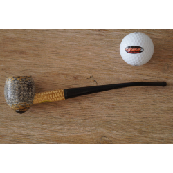Original Missouri Meerschaum Shire Cobbit Pipe Corncob