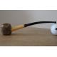 Original Missouri Meerschaum Dwarf Cobbit Pipe Corncob