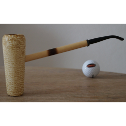 Corncob Pipe Original Missouri Meerschaum Mac Arthur 5 Star