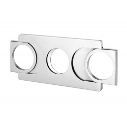 GERMANUS Credit Card Sized Double blade Cigar Cutter