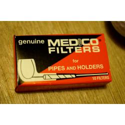 Corncob Filter Original US Medico Pipefilter - 6 mm