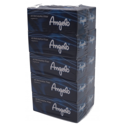 Angelo Charcoal Pipefilter - 9 mm