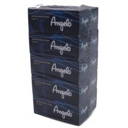 Angelo Aktivkohle Pfeifenfilter - 9 mm