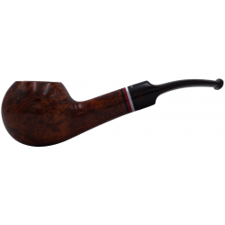 GERMANUS Tobacco Pipe 09G, Rhodesian Bent