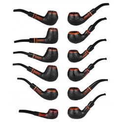 Angelo Pipe sandblasted