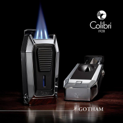 Colibri Cigar Lighter Gotham - Jetflame