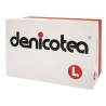 DENICOTEA Filter L for Cigarette / Cigarillo Holder Automatic, 50 Filter