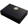 Humidor - Modell Mini schwarz, matt