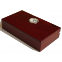 Ausstellungsstück: GERMANUS Humidor - Modell Mini hochglanz