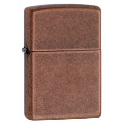 Zippo Lighter Antique Copper 60003422