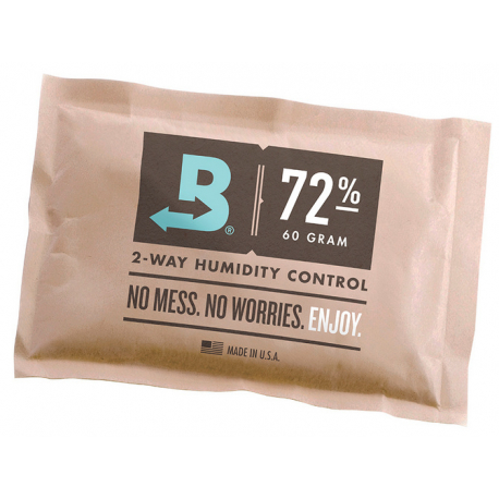 Boveda Humidipak 2-way Humidifer Large - for 72%