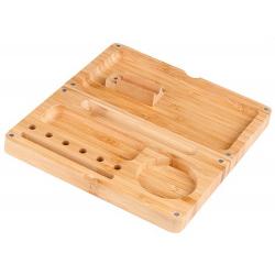 Box für Zigaretten Dreher aus Holz, A