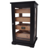 Cigar Humidor Cabinet '22 with Digital Hygrometer for ca 200 cigars