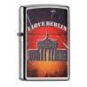 Zippo Lighter - I love Berlin