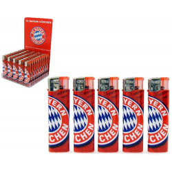 50x FC Bayern München Lighter