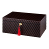 Humidor Chest with Complex Surface