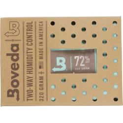 Boveda Humidipak 2-way Humidifer Riesig (320G) - für 72%