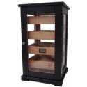 Sonderposten: Humidor Schrank '23 für ca. 200 Zigarren mit Digitalhygrometer