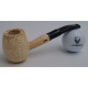 GERMANUS Corncob Apple with handmade Freehand Bit,  Made in Germany