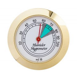 Hygrometer Replacement for Humidor 43 mm