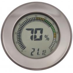 Digital Humidor Hygrometer - Round II