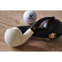 Meerschaum Pipe - Golf Ball - Unique